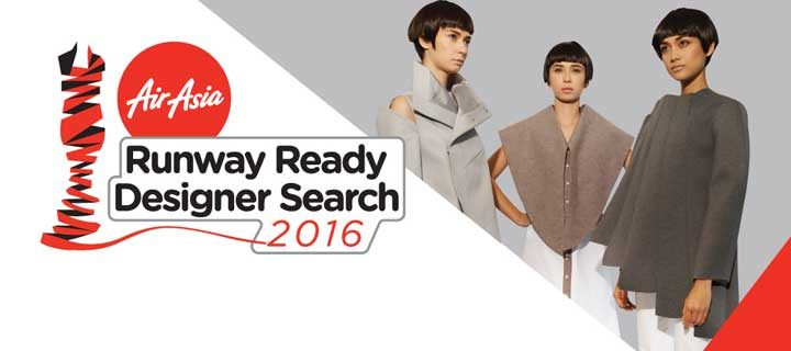Participation deadline for AirAsia Runway Ready Designer Search 2016 in the Philippines extended to 23 April 2016