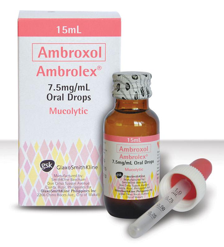 Ambrolex Drops