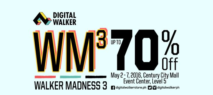 Gorge on Gadgets and Gizmos at the Digital Walker Madness 3 Summer Sale