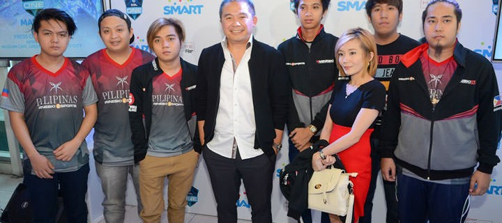 PLDT Home Fibr and Smart announce PH rep to SE Asia's biggest Esports event