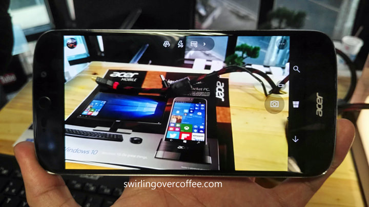 Acer Liquid Jade Primo, Windows 10