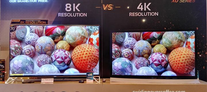 Sharp PH launches AQUOS XU Series – the first 4K TV with 8K Resolution