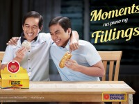 "Mister Donut's new TVC is ""punung-puno ng fillings"""