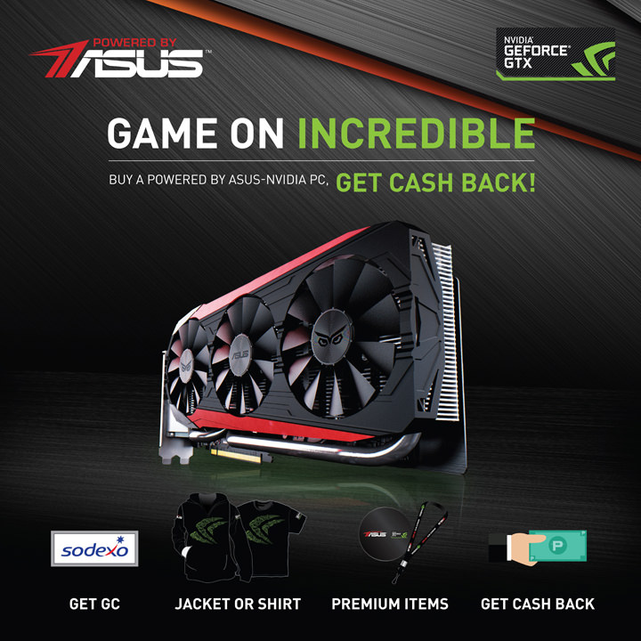 ASUS and NVIDIA Game On Incredible Roadshow