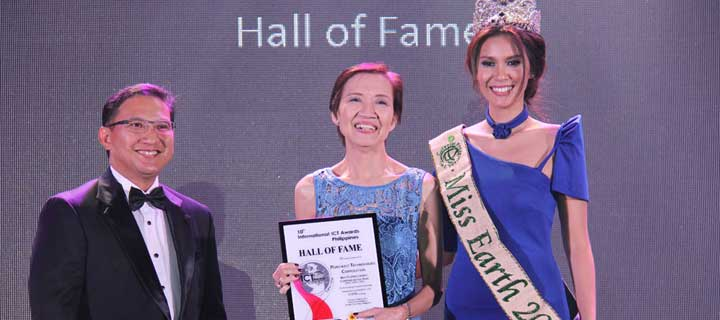 Pointwest enters ICT Hall of Fame for Best PH Company of the Year