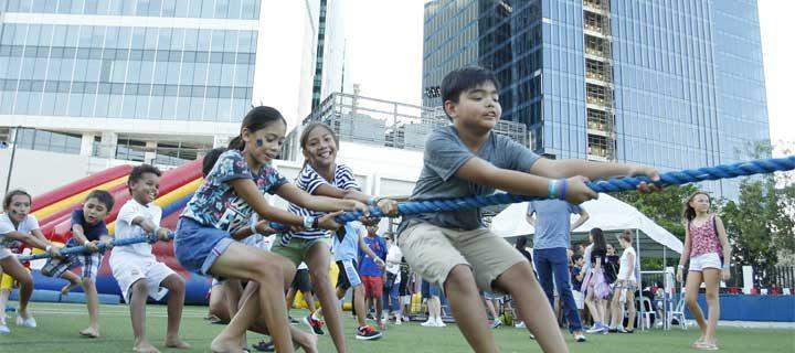 British School Manila's Fete 2016
