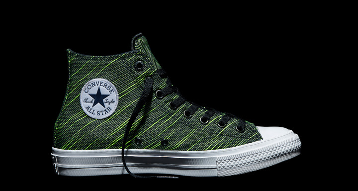 Converse Chuck Taylor All Star II Knit Collection