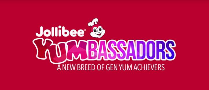 Jollibee Yumbassadors, #ProudGenYum
