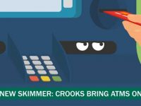 ATM is a New Skimmer: Crooks Bring ATMs on Their Side