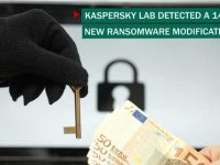 Ransom Aware: Kaspersky Lab detected a 14% increase in new ransomware modifications in Q1 2016