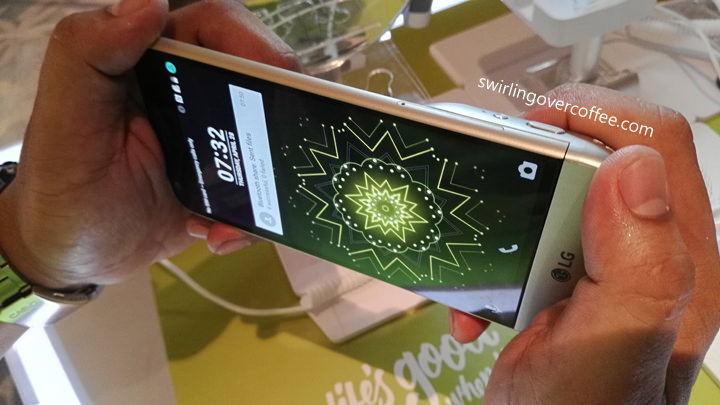 P34990 LG G5, and Friends, launched in Philippines, First Thoughts