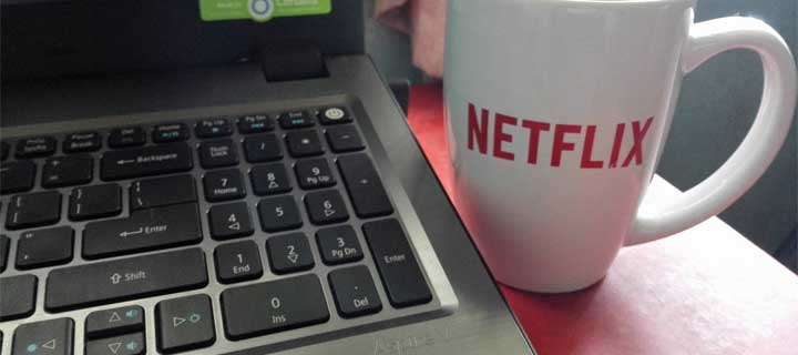 Netflix – all the content to keep us content