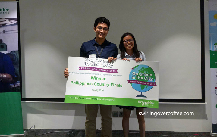 Schneider Electric, Go Green in the City