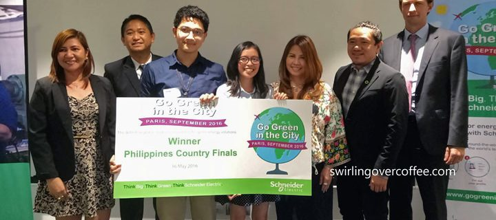 Ateneo students beat 3 UP Diliman teams in Go Green in the City 2016 Country Finals
