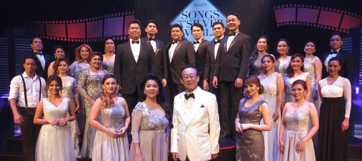 "Gerphil Flores, other Klassikal Music Foundation scholars,  serenade audiences in ""Songs from a Silver World"""