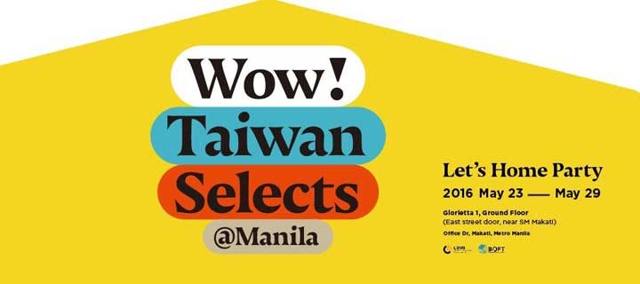 Experience the best of Taiwan in the Philippines