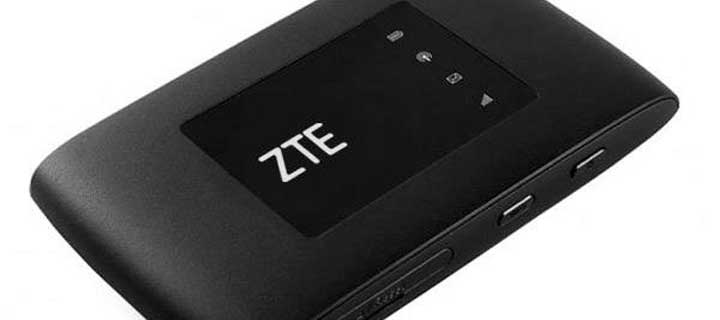 Be in the zone with ZTE MF920W