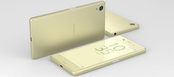 Sony Mobile Redefines Smartphone Technology with Brand New Intelligent Xperia™ X and XA