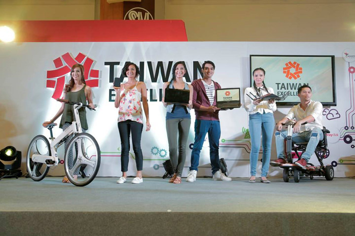 Taiwan Excellence Campaign 2016, TAITRA