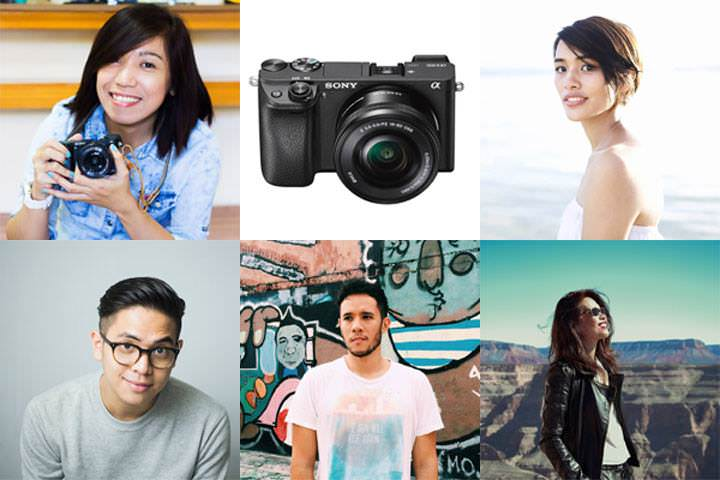 Sony Alpha, Sony Alpha Ambassadors, Sony Mirrorless Camera