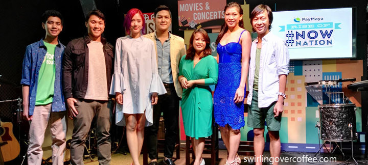 PayMaya #NowNation campaign empowers Millennials to pursue their passions