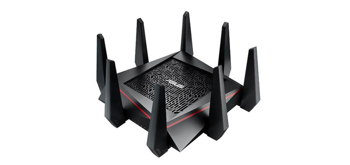 ASUS RT-AC5300, the world's fastest tri-band Wi-Fi router, now available at SRP P19,780