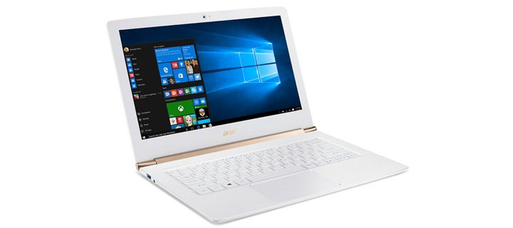 Next-gen performance for the professional consumer of today – the Acer Aspire S13