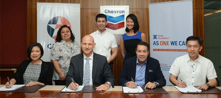 Caltex-AFI Global Filipino Schools ICT Classrooms to produce new generation of 21st century students