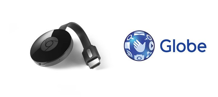 Globe offers new generation Chromecast for Php99 a month