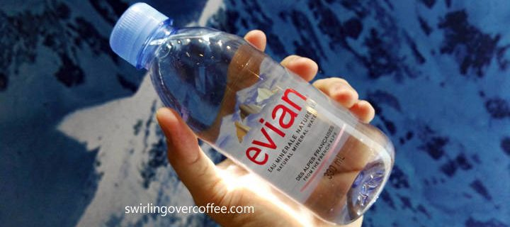 Evian has new packaging, launches overnight staycation and spa contest, winner goes to Japan