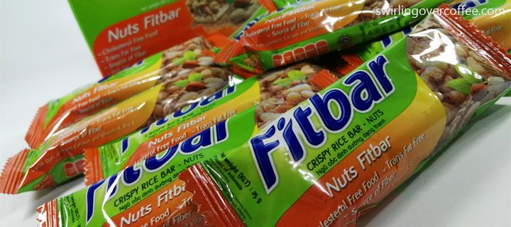 Fitbar, a delicious low-calorie snack you can enjoy anytime, anywhere