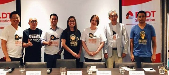 GOAB4 is coming: Int'l tech &startup conference set in Panglao on August 2016