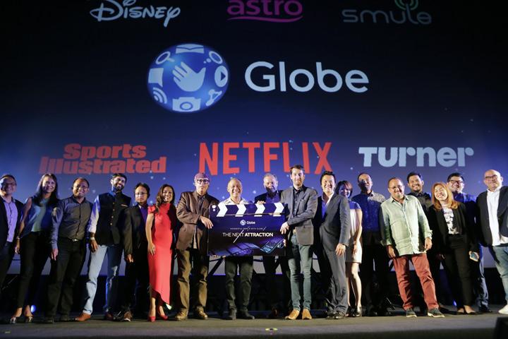 Globe Entertainment