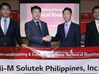 LG Philippines announces the arrival of Hi-M Solutek, the world leading HVAC service and maintenance company