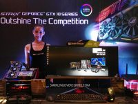 ASUS ROG unveils gaming desktop (ROG GT51), laptop (ROG GL502), display (ROG Swift PG248Q), and graphic card (ROG Strix GeForce GTX 1080)