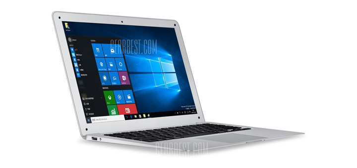 Jumper Ezbook 2 Ultrabook Laptop – a Capable, Value-for-Money Notebook with a Big 14-inch 1080p screen