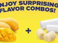 Meet Mister Donut's New Bavarian Doubles with 2 Fillings – Mangostillas and Chocoyema