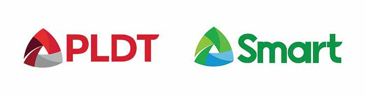 PLDT Smart new logo