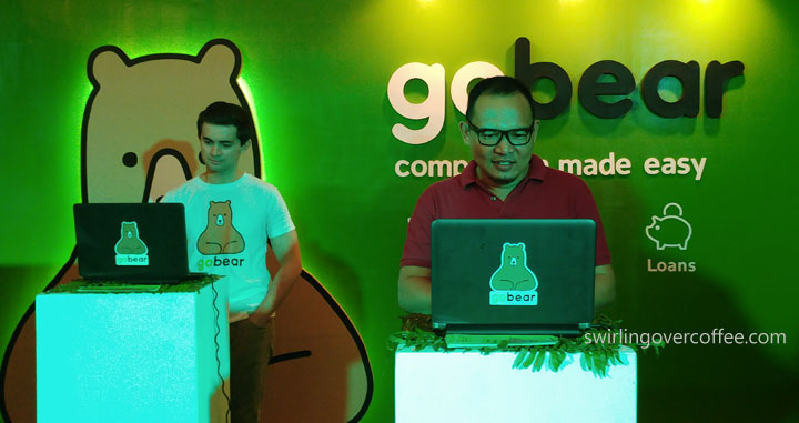 GoBear lets Filipinos make unbiased financial comparisons on their PC or mobile browsers
