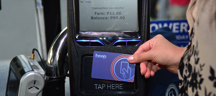 beep™ card & BGC Bus tie-up, a win for commuters