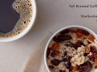 Fuel your day with the new Starbucks Signature Pairings