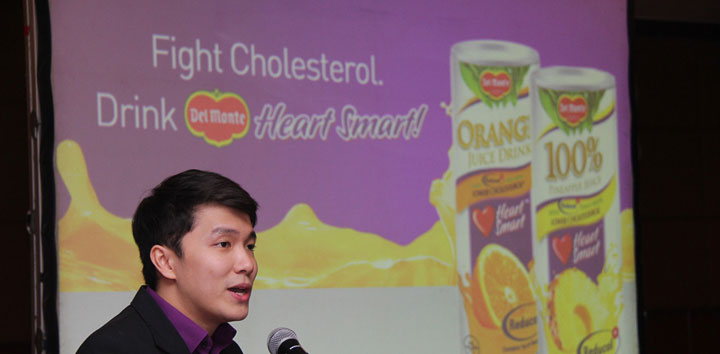 Cholesterol incidence in the Philippines on the rise