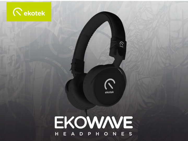 Ekowave, headphone, Ekotek