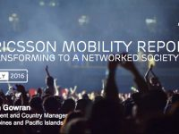 Ericsson Mobility Report 2016: strong smartphone, data traffic growth in Philippines