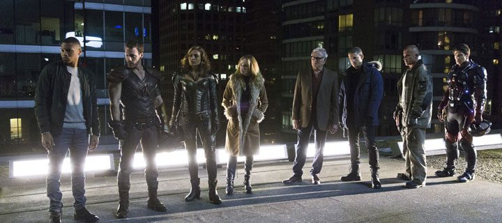 HOOQ premieres DC's latest hit TV series –  Legends of Tomorrow