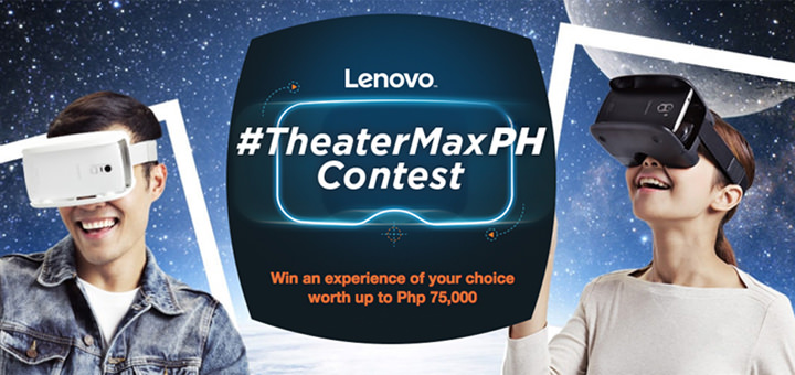 Win a trip for two – turn your VR experience into reality with the #TheaterMaxPH Contest