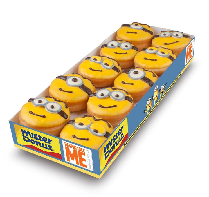 Mister Donut, Despicable Me