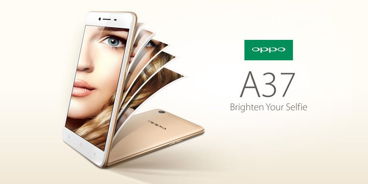 OPPO A37 gets a P2,000 discount