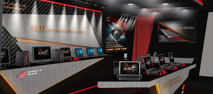 ASUS Republic of Gamers (ROG) opens its first ever flagship concept store in the Philippines