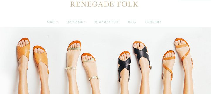 How a footwear business walks its way to success with Shopify